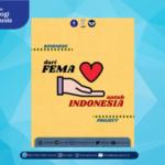 KINDNESS PROJECT: DARI FEMA UNTUK INDONESIA